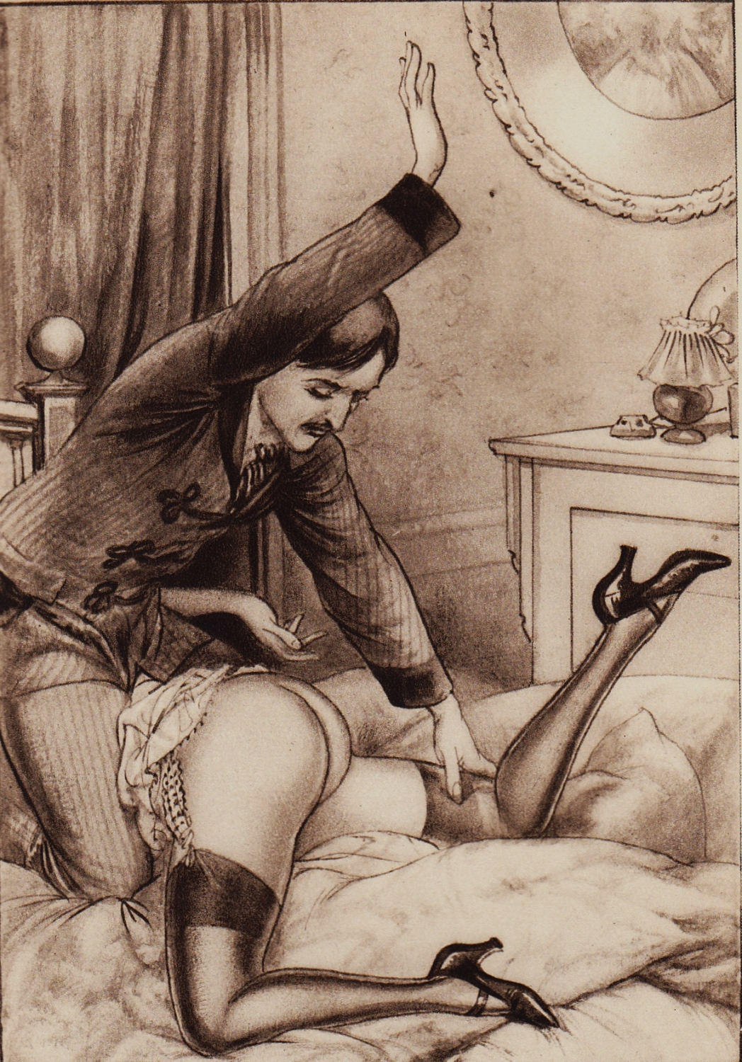 Opinion, free victorian erotic literature are